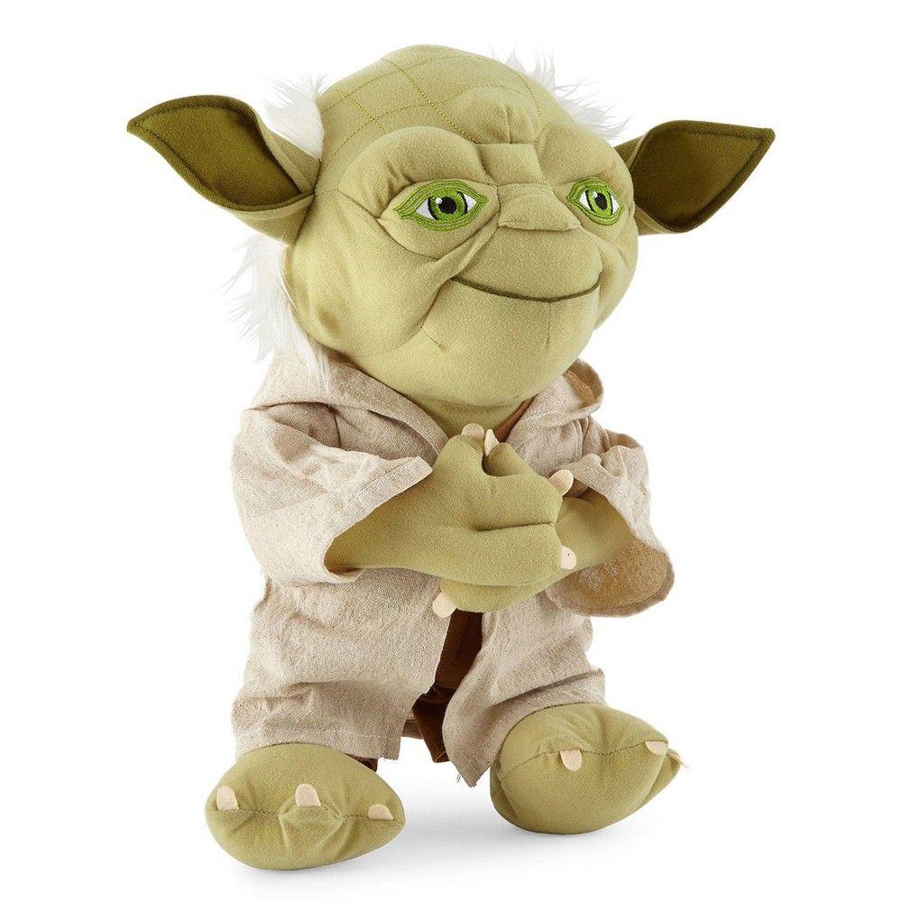 77554236ca4 Star Wars Yoda 17 Plush Pillowbuddy