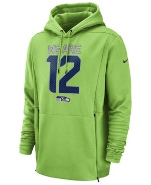 best service cc3b7 7b5c5 Nike Men Seattle Seahawks Sideline Player Local Therma ...