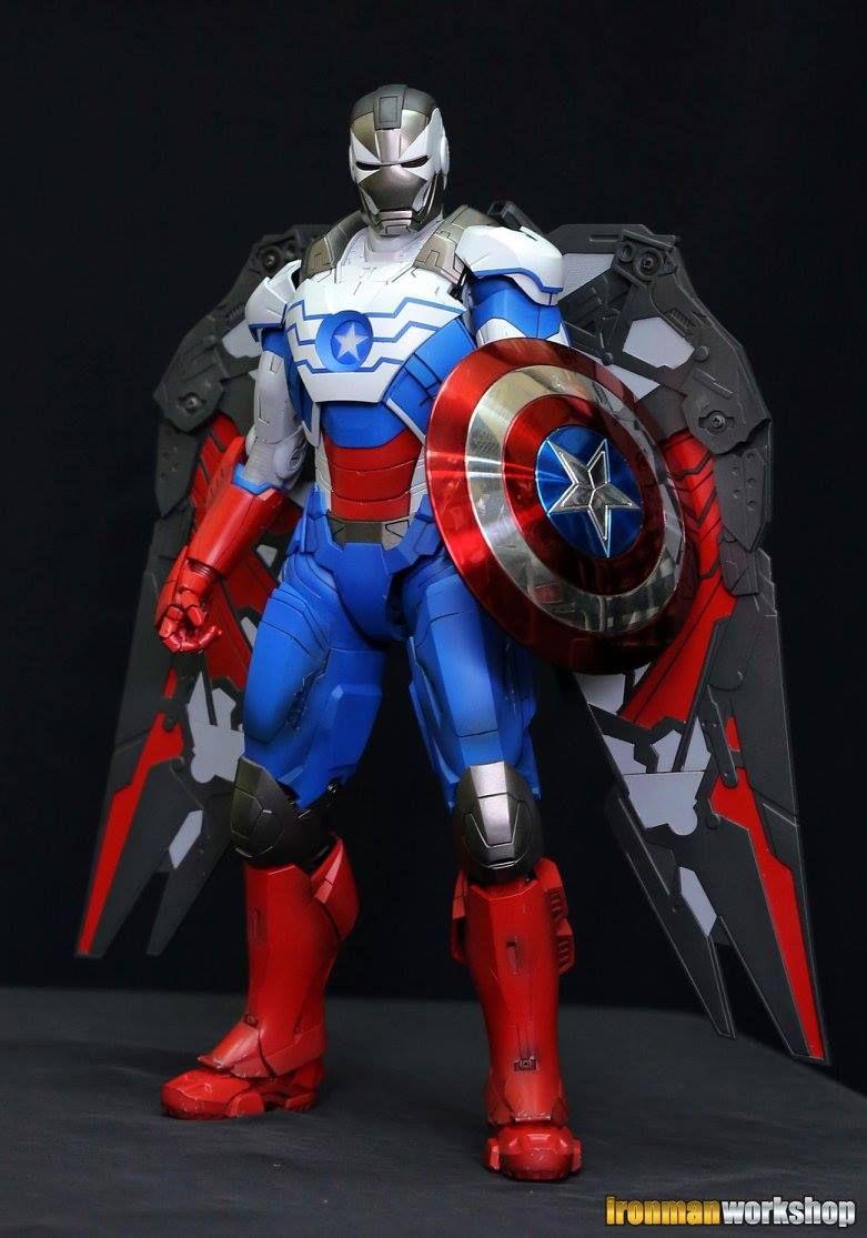 aab07f29abf Sam Wilson Captain America