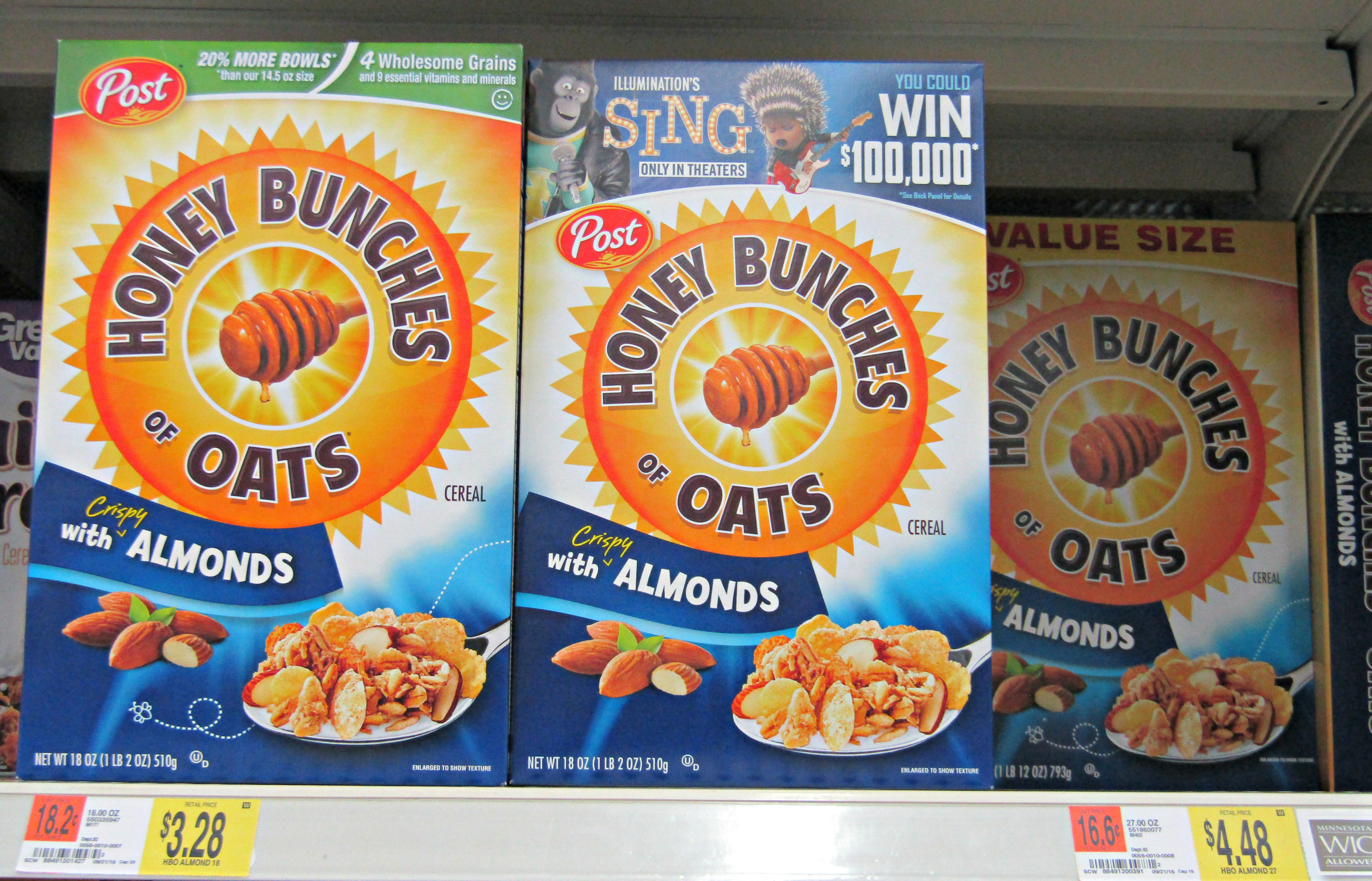 Getting my day started with honey bunches of oats cereal morning that leads me to make a bowl of honey bunches of oats cereal with double berry blend i like to keep my food simple and easy to prepare ccuart Choice Image