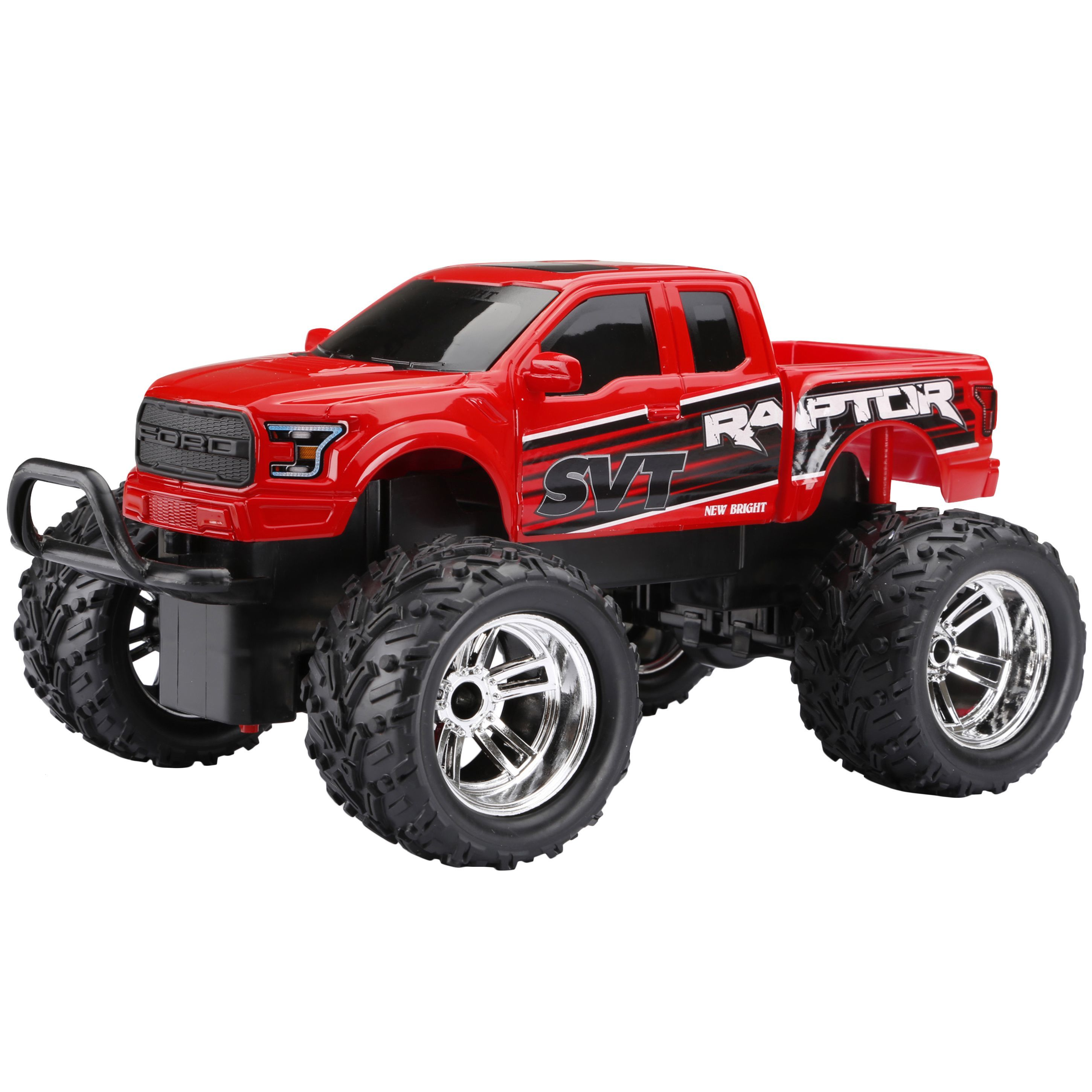 New bright charger ford raptor remote controlled toy the new bright charger ford raptor remote controlled toy is full of fun functions including left and