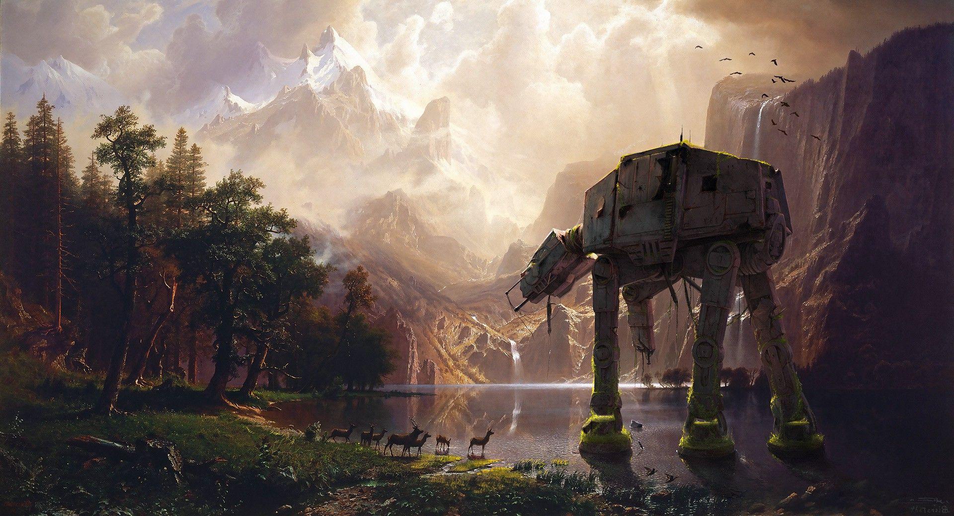 Hd Star Wars Wallpaper Download Hd Wallpapers Of 170477 Star Wars Free Download High Quality Star Wars Background Star Wars Wallpaper Landscape Wallpaper