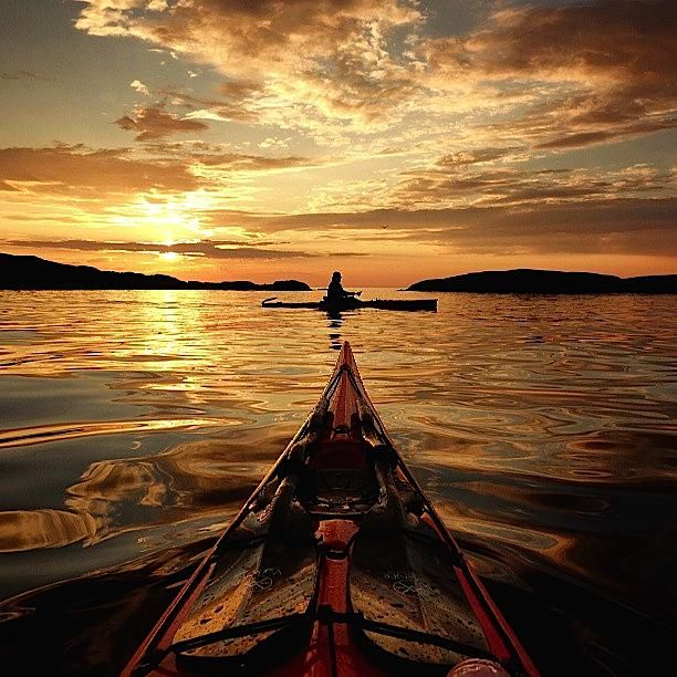 Kayak Adventures with Tomasz Furmanek