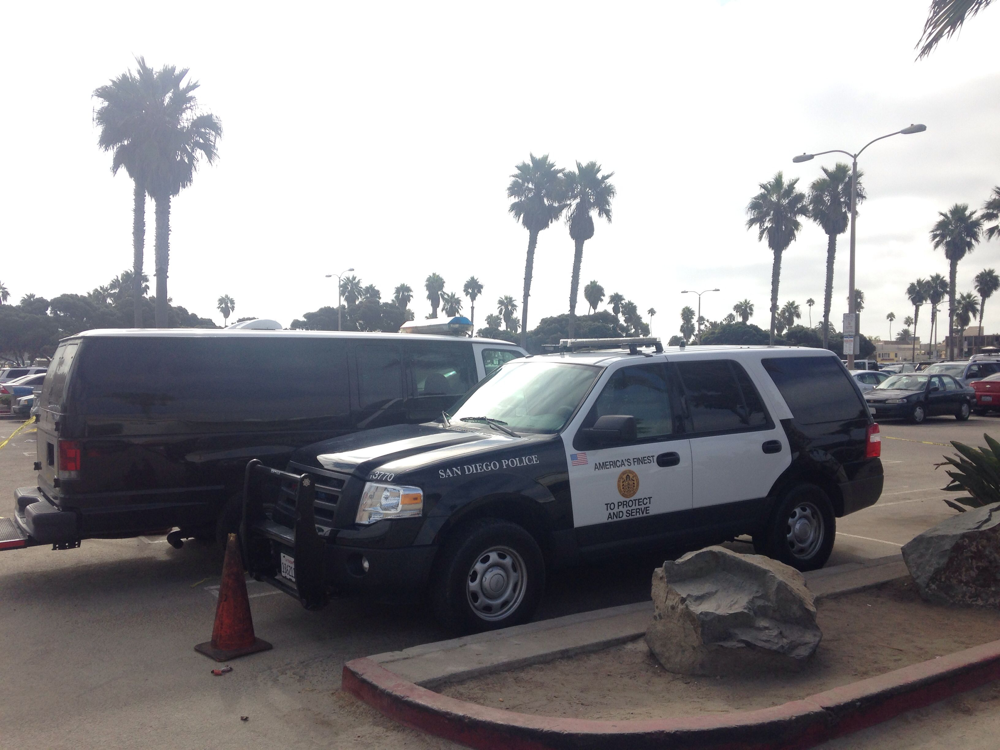 San Diego Pd Suv Ford Expedition Police Cars Police