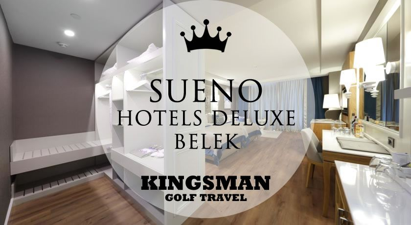 Sueno Hotels Deluxe Belek Hotel Deluxe Belek Hotel