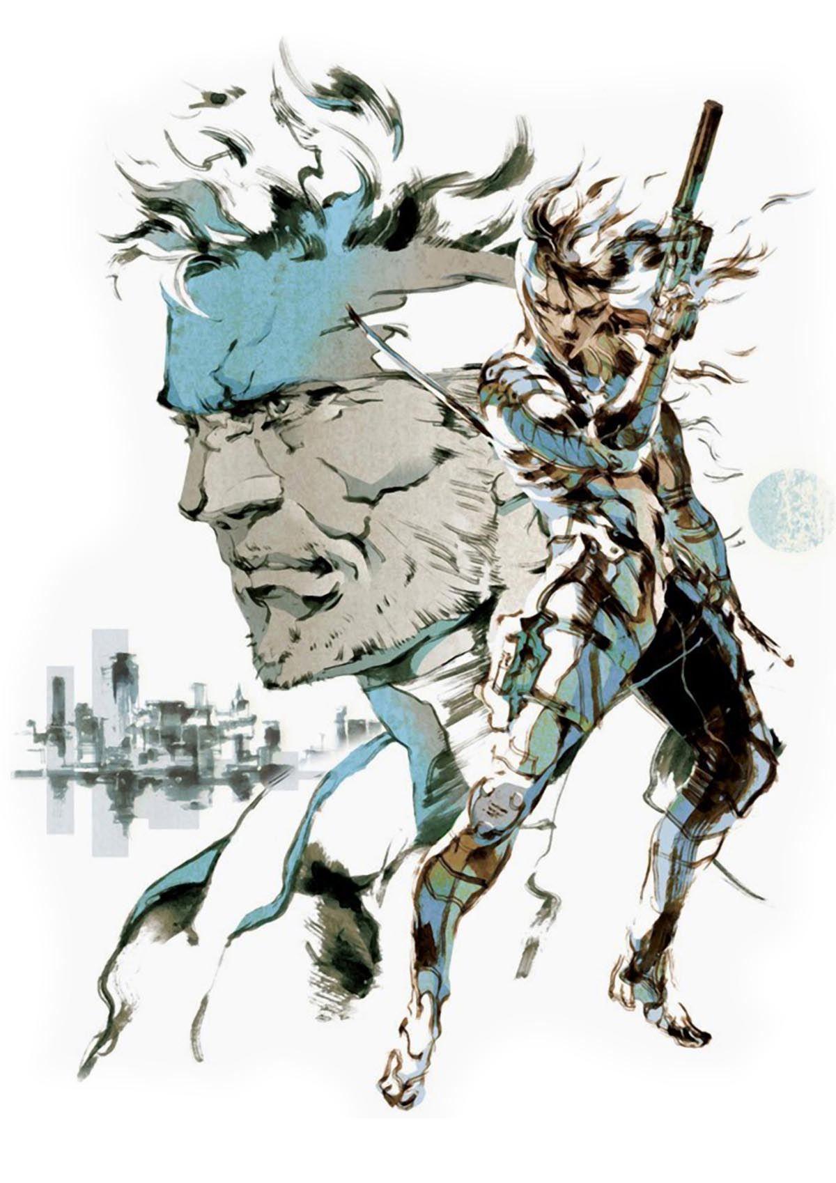 Metal Gear Solid Snake A3 Art Print Poster Yf5346 Ebay Metal Gear Solid Gear Art Metal Gear