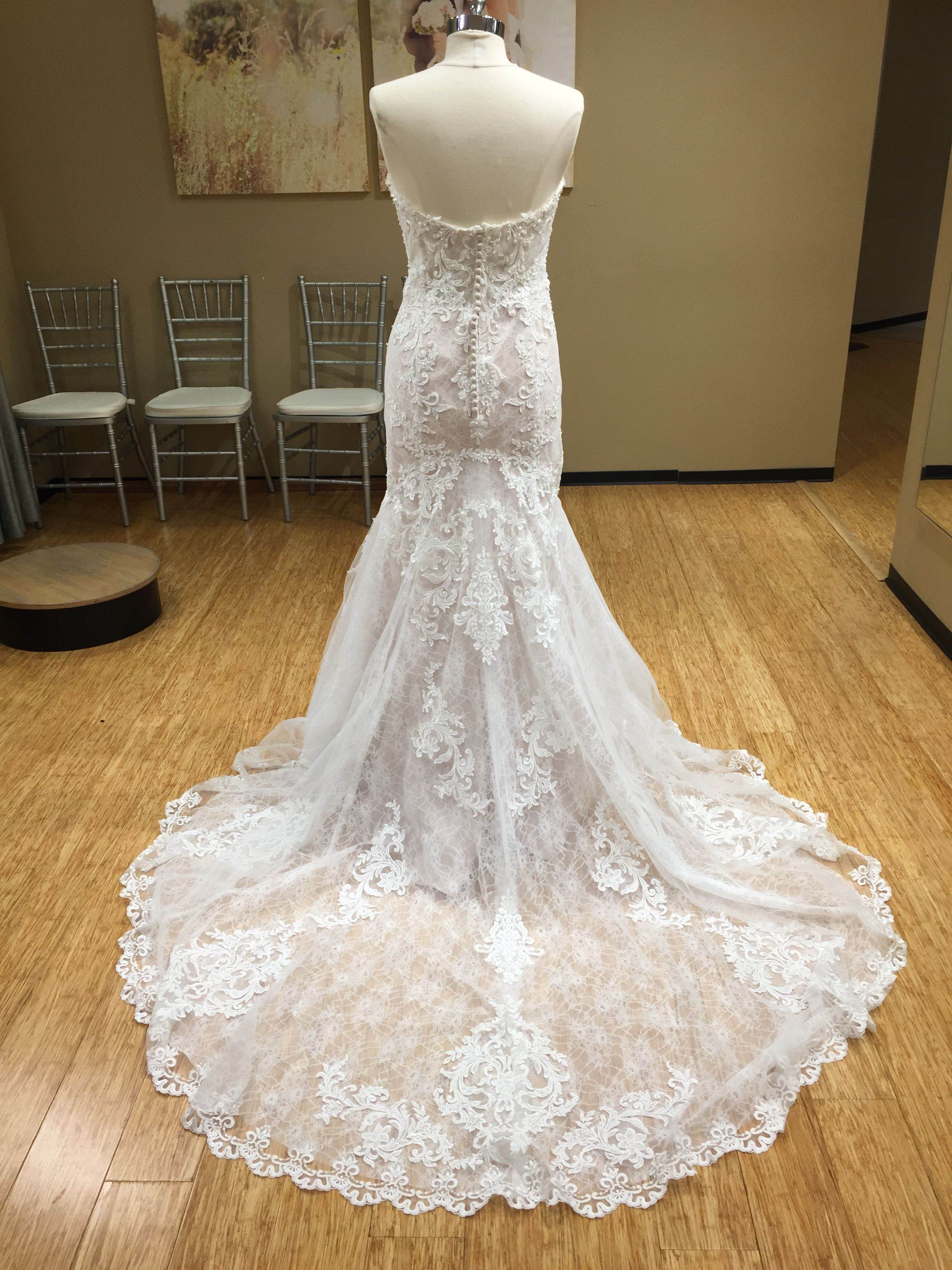 af247d80dd Layers of breathtaking lace come together to give this lace wedding dress  from Essense of Australia a unique and romantic update. (  D2451 )