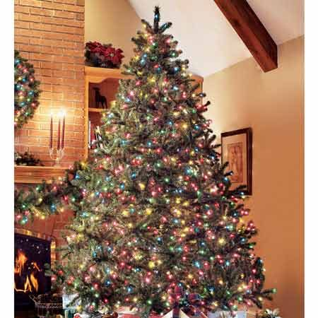 Soft colored lights O Christmas Tree Pinterest Artificial