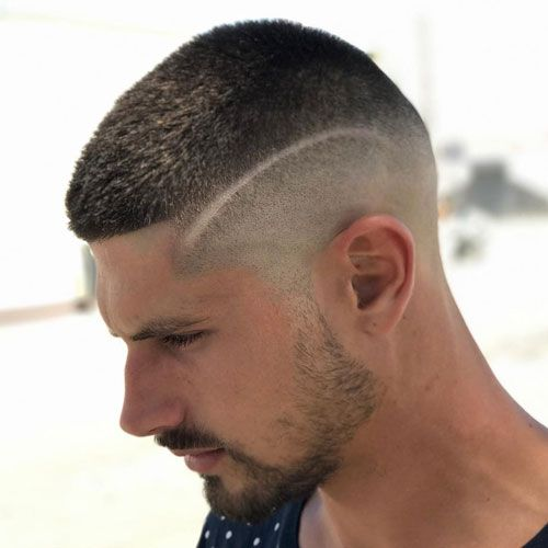 shaved sides hairstyles for men crew cuts haircuts and shaved sides. Black Bedroom Furniture Sets. Home Design Ideas