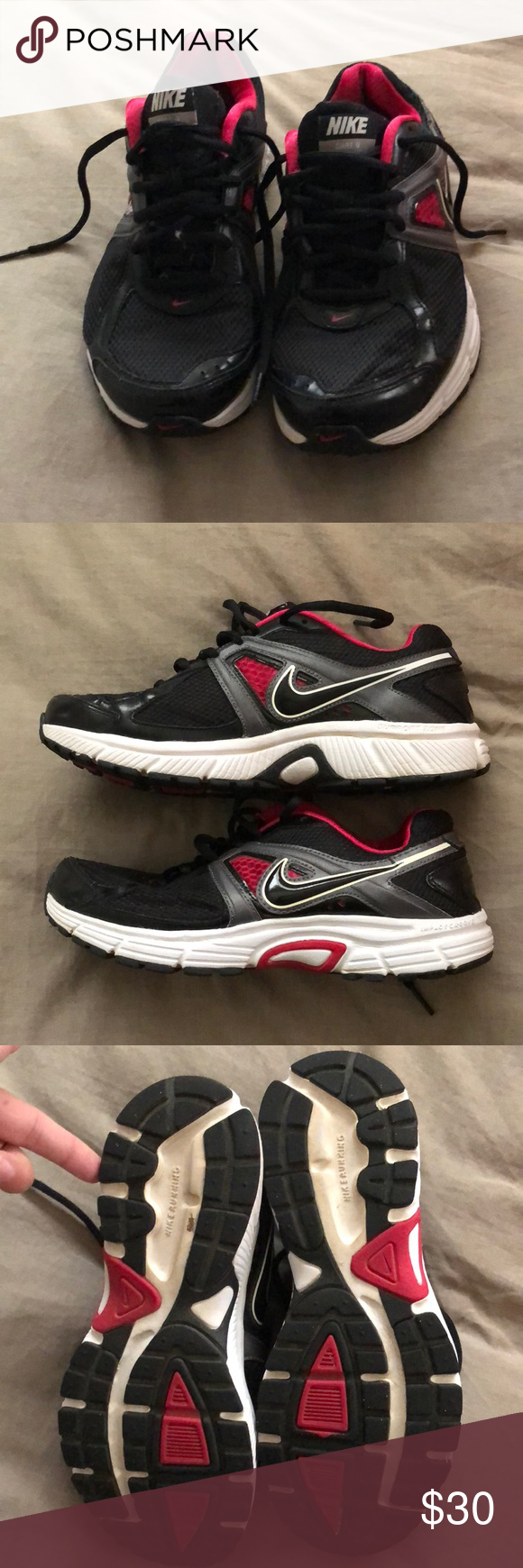 detección mecanismo bolsillo  Nike impact groove running Shoes | Clothes design, Shoes, Running shoes