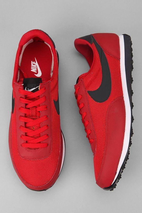 Red nike | Trendy sneakers, Sneakers fashion, Womens sneakers