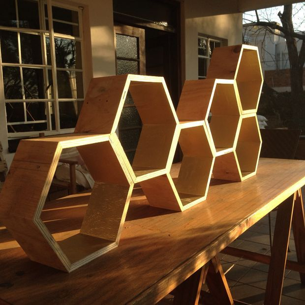 Beehive Shelves Woodworking Projects Woodworking Diy Woodworking