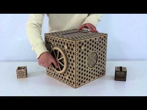 Japanese Hellraiser Puzzle Box Https Www Youtube Com Watch V