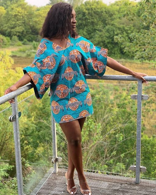 2020 Fashionable Ankara Dress Styles - Naija's Daily #africanfashionankara 2020 Fashionable Ankara Dress Styles #ankaramode