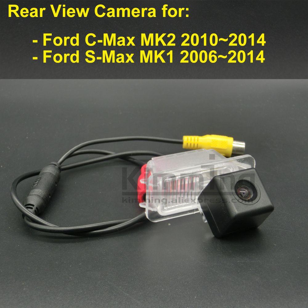 Car Rear View Camera For Ford C Max Mk2 S Max Mk1 2006 2007 2008