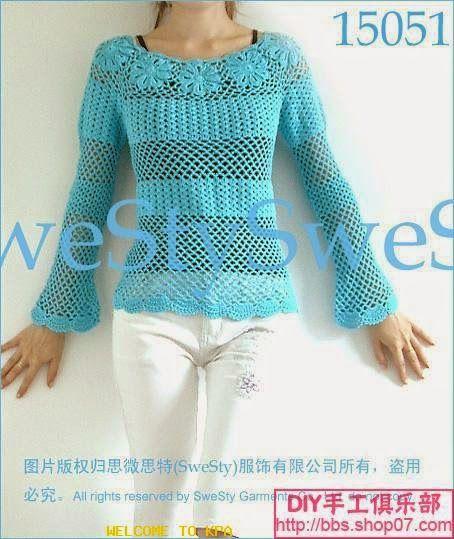 Marisabel crochet: noviembre 2014