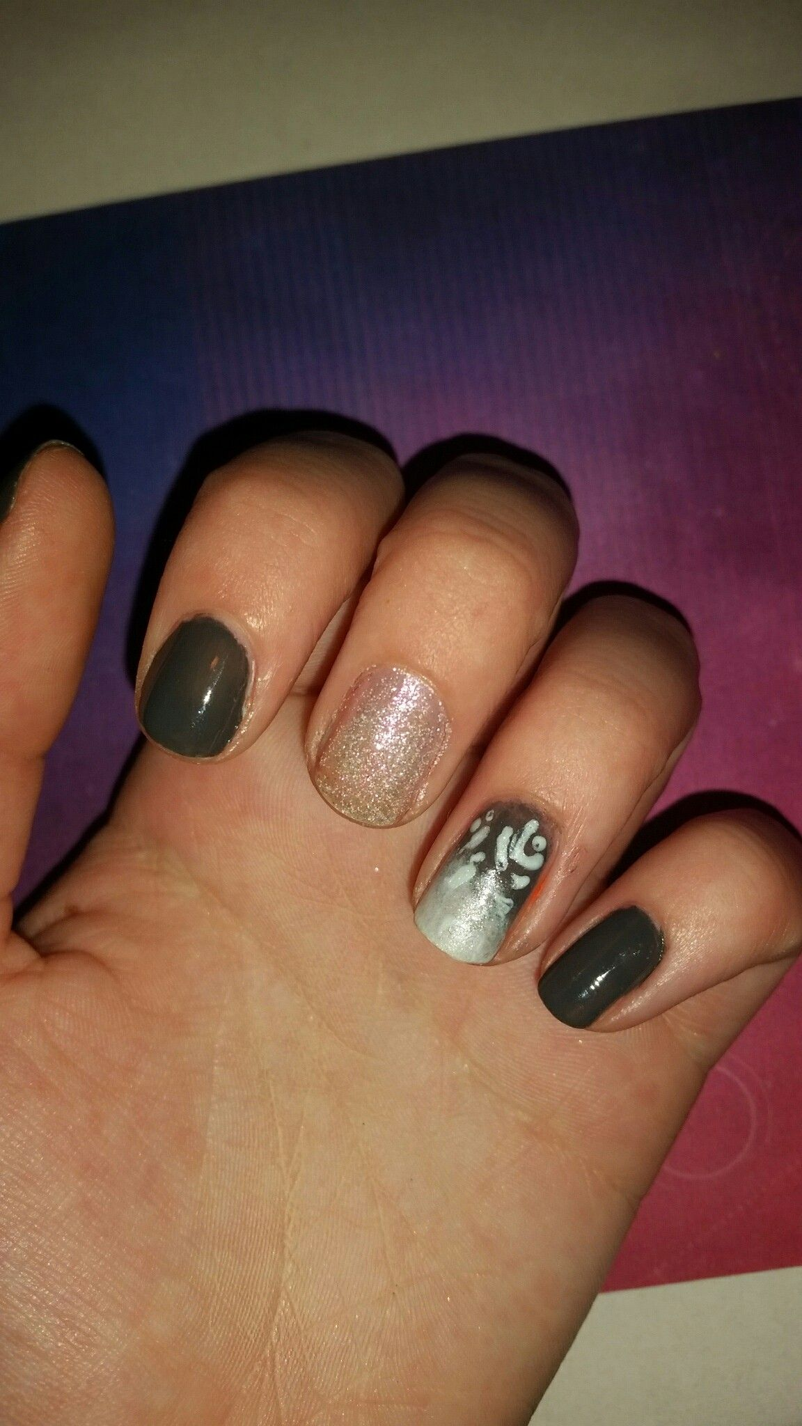 Inspired By Badgirlnails Manicure Nails Inspiration