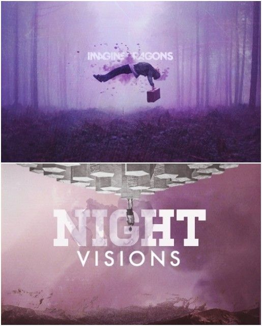 Probably One Of My Favorite Albums Imagine Dragons Night Visions