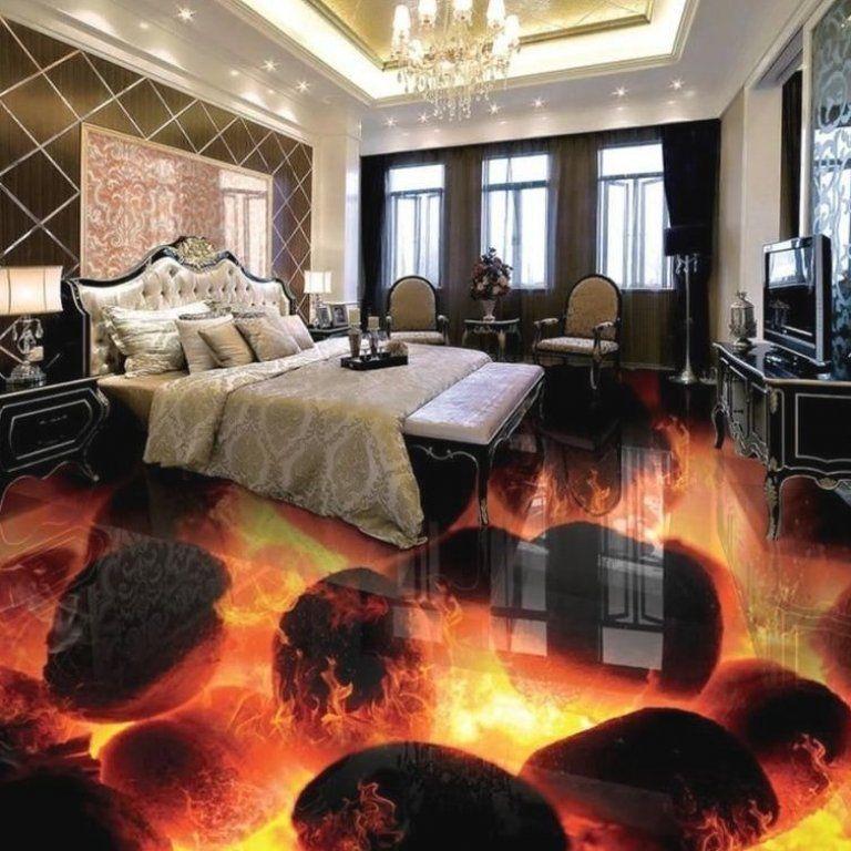 Beibehang Pvc Self Adhesive Flooring Custom 3d Bathroom Floor In 2020 Wohnzimmer Bodenbelag 3d Wandbilder Wohnzimmer Wohnzimmerlampe Decke