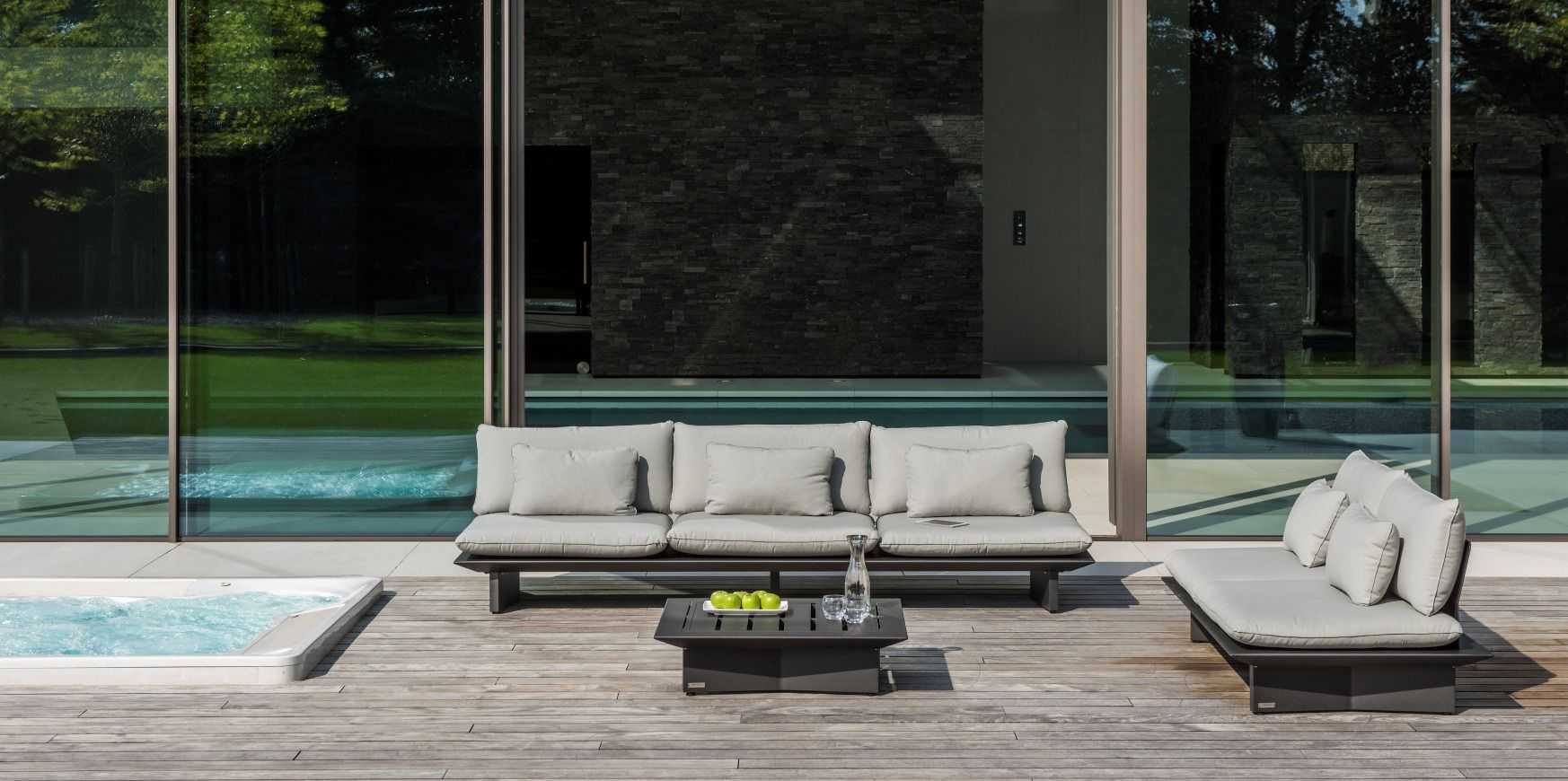 Collection Jardin De Ville Outdoor Furniture Modern Outdoor Outdoor Furniture Sets Outdoor Furniture