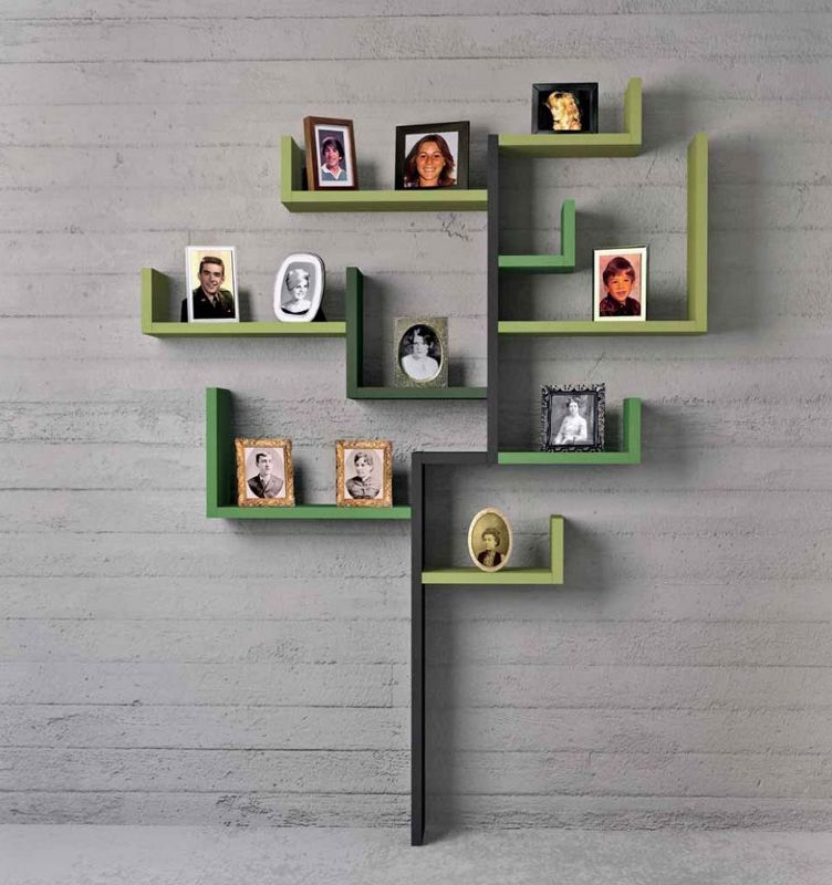 squares shelves generic wall display storage decorative great cube intersecting shelf