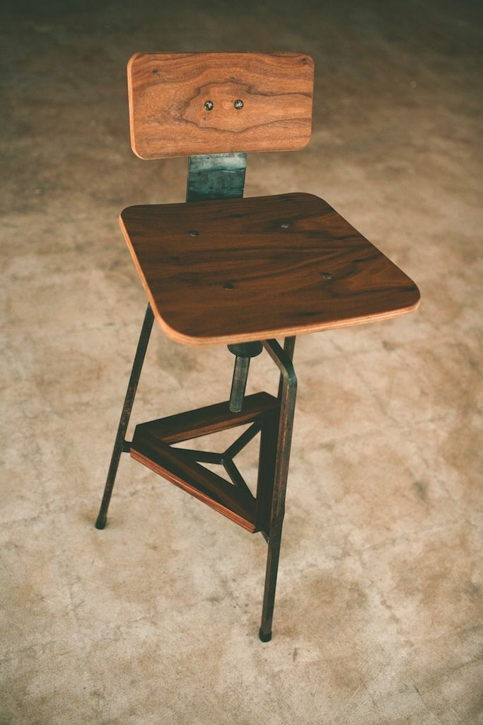 Tre Stool   Petrified Design Awesome Design