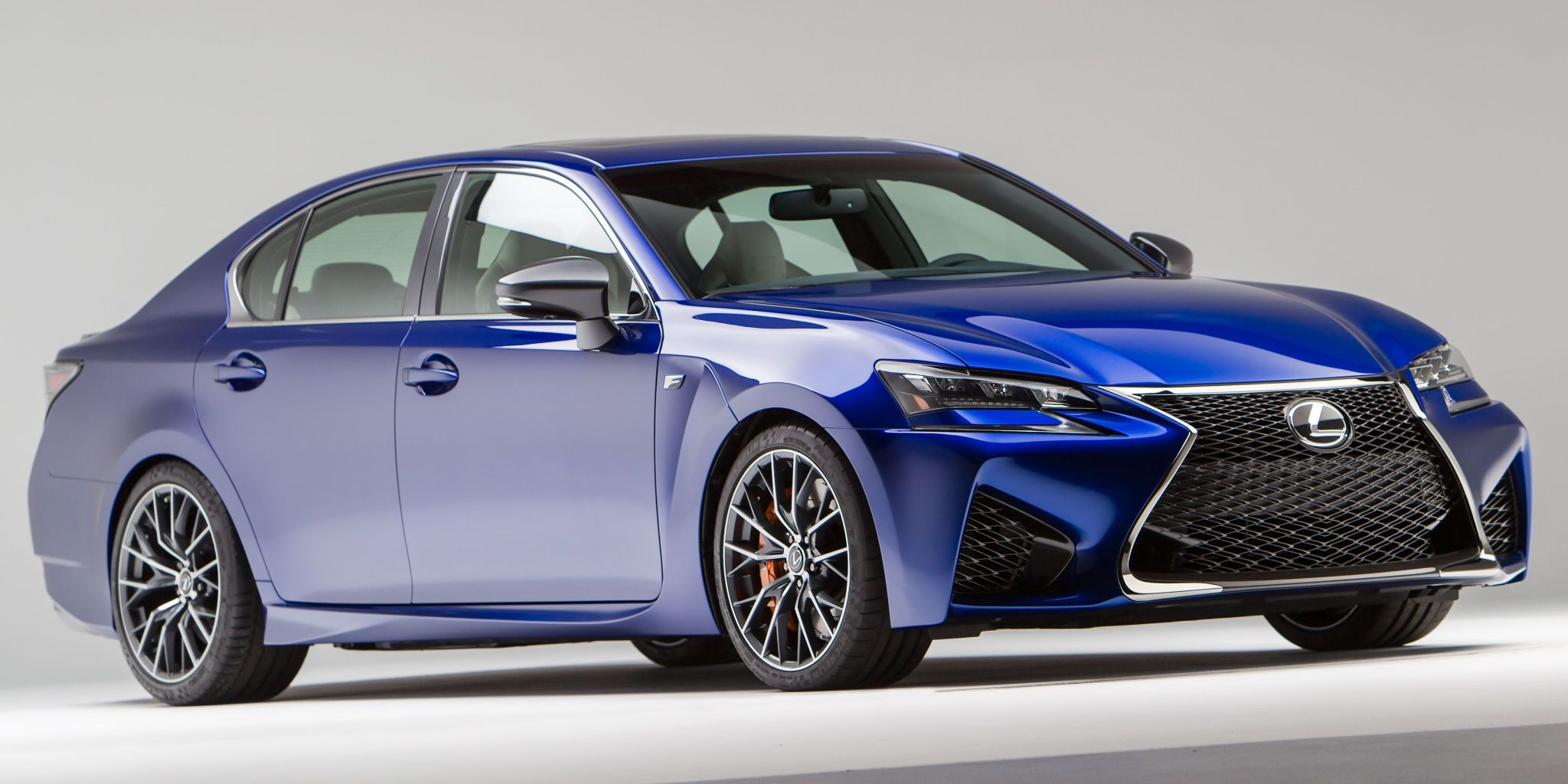 2016 Lexus GS F gets 467hp V8, will debut in Detroit