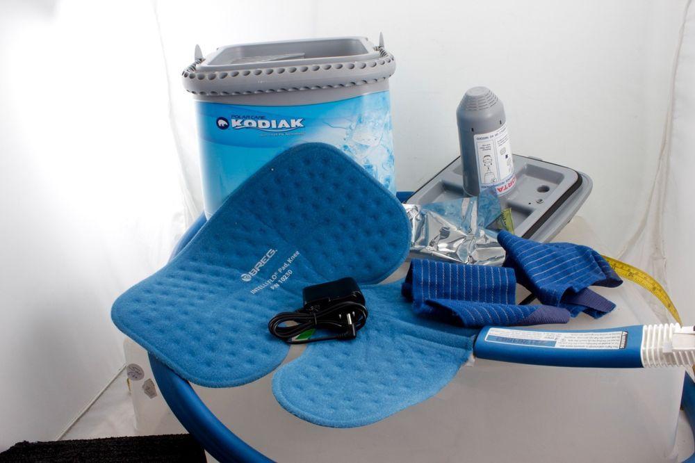 BREG Polar Care Kodiak Ice Cold Therapy With Knee Wrap Pad