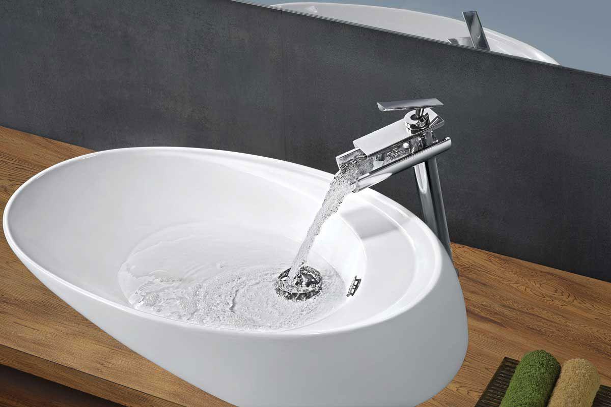 artize bathroom tap - Kohler Waschbecken Schneidebrett