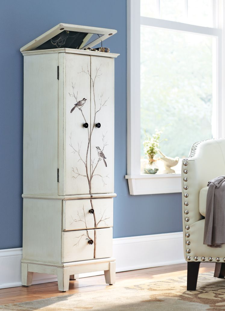 Chirp Jewelry Armoire Homedecorators, Home Decorators Jewelry Armoire