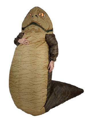 Un Deguisement De Jabba The Hutt Deguisement T Shirt Star Wars Jabba Le Hutt