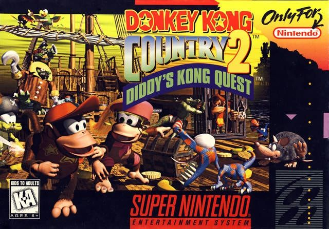 Play Donkey Kong Country 2 Diddy S Kong Quest Online Free Snes Super Nintendo Donkey Kong Country Donkey Kong Super Nintendo