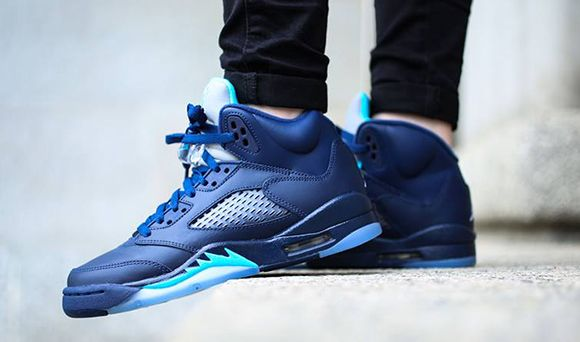 finest selection 3a6f5 6f0ce Air Jordan 5  Hornets  – On Foot