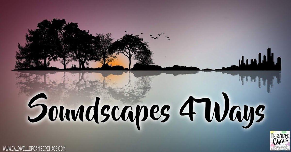 Soundscapes 4 Ways Teaching Ukulele Elementary Music Music Centers Elementary