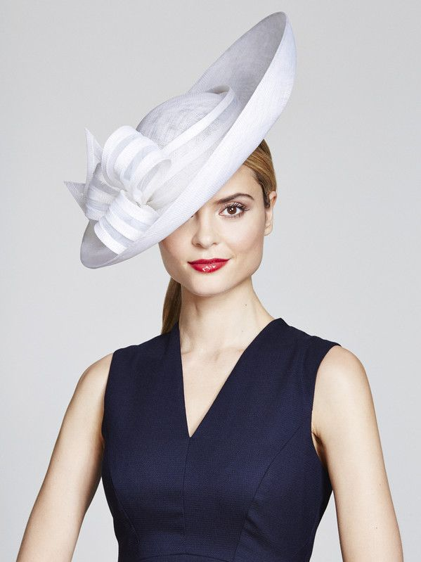 c0bed9a85bd10 Juliette Botterill Millinery - Bow Upturn in 2019