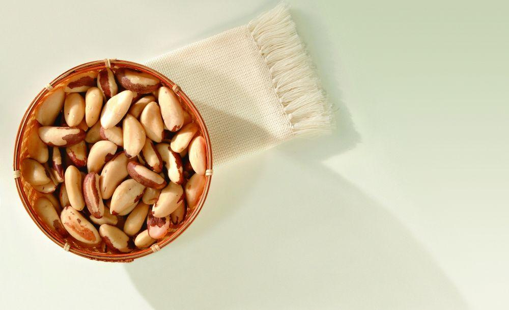 Saiba as vantagens de consumir castanha-do-pará