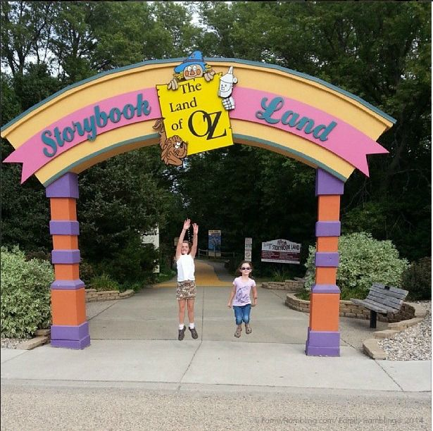 Storybook Land In Aberdeen South Dakota South Dakota Vacation