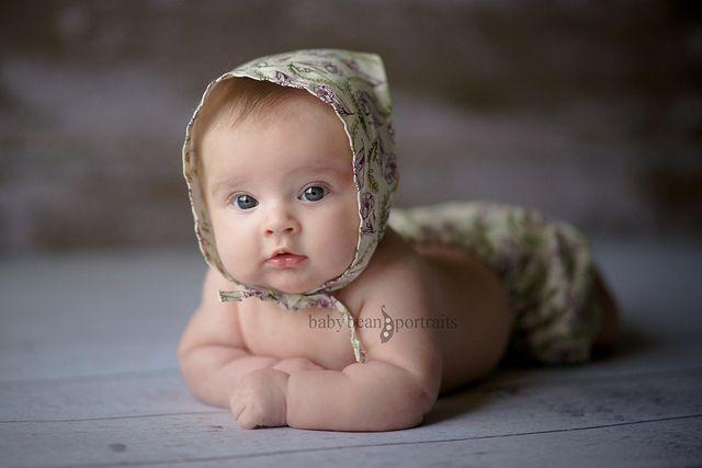 фото красивых малышей.