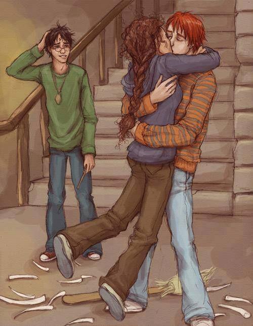 Eu sou o Harry na vida