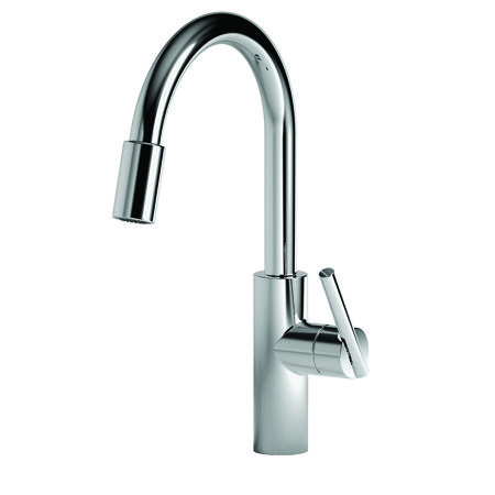 East Linear Pull Down Kitchen Faucet 1500 5103 Newport Brass Kitchen Faucet Chrome Kitchen Faucet
