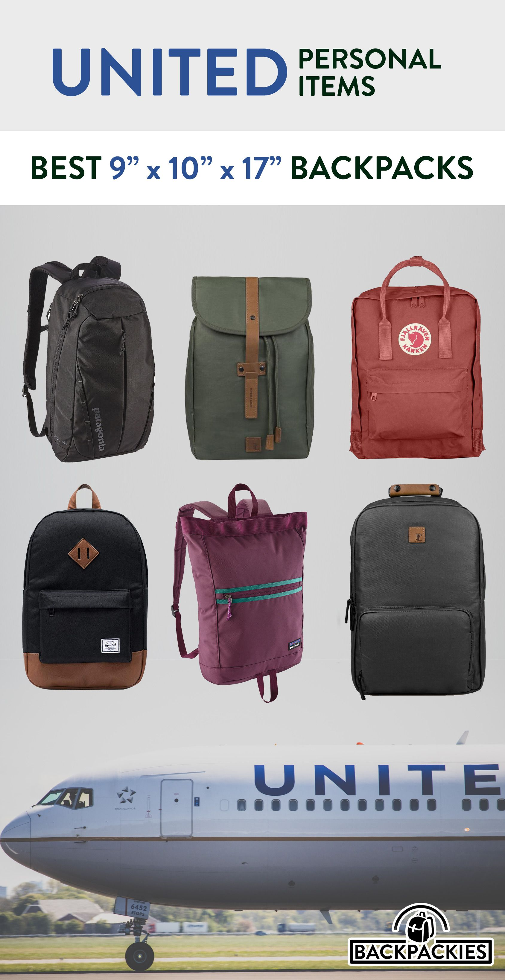 Finding The Perfect 9 X 10 X 17 Travel Bag Best United Personal Item Backpacks Backpackies Best Carry On Backpack Travel Backpack Carry On Personalized Items