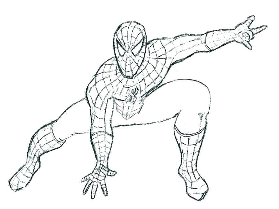 Spider Man Homecoming Coloring Pages 11 Vulture Drawing Spider Man ... | 675x900