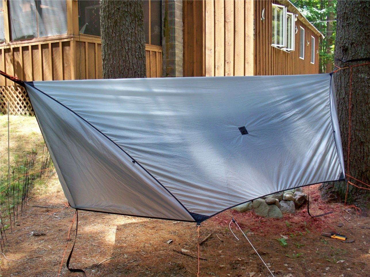 Hammock Camping 101 Tarps