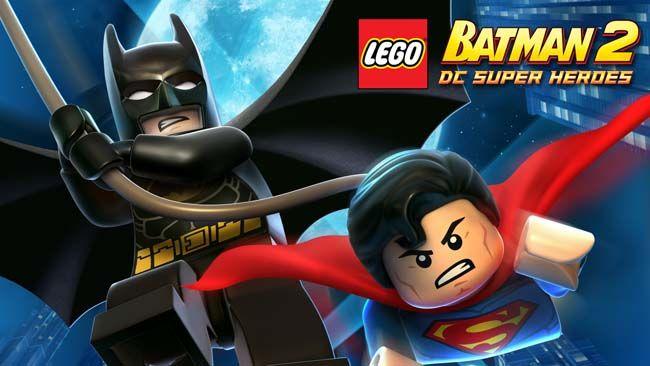 Lego Batman 2 DC Super Heroes 3DS CIA Free Download - http://www.ziperto.com/lego-batman-2-dc-super-heroes-3ds/