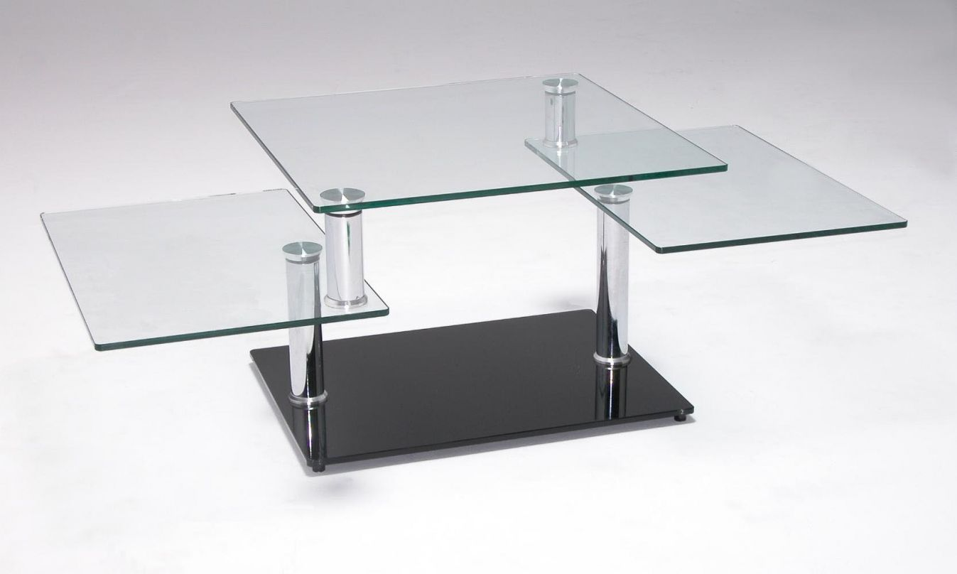 Folding Glass Coffee Table Modern Affordable Furniture Check
