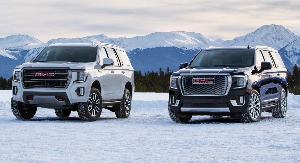 The 2021 Gmc Yukon Gets A Secret Hurricane Turn Feature Allowing