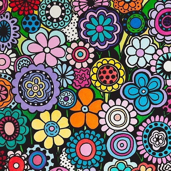 Polka Dot Bouquet
