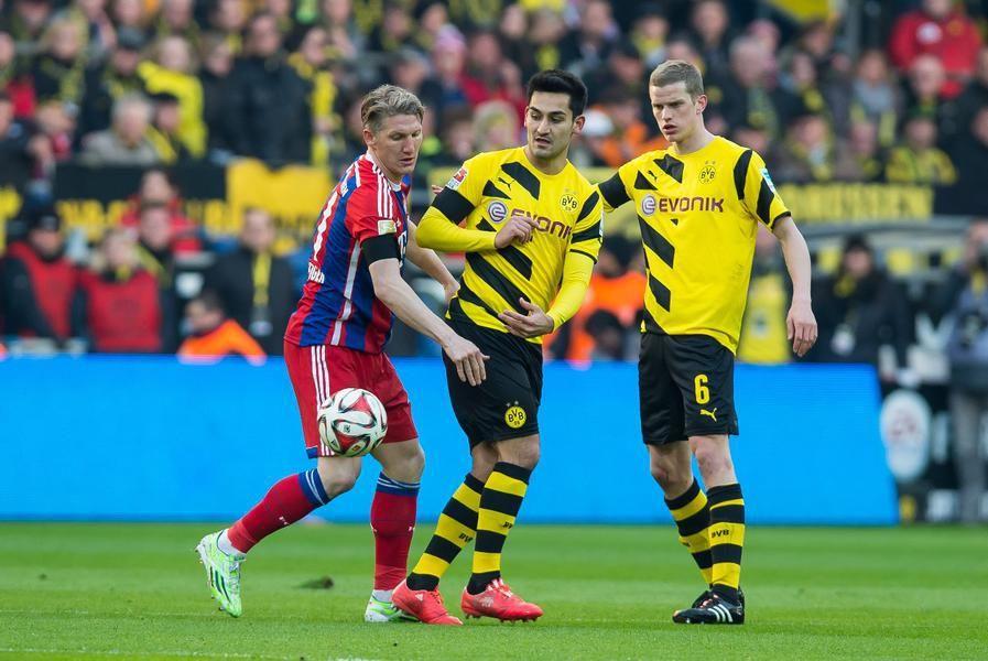 Die Bilder Zur Begegnung Bvb Gegen Bayern Munchen 27 Spieltag 1 De Agosto 31 Anos
