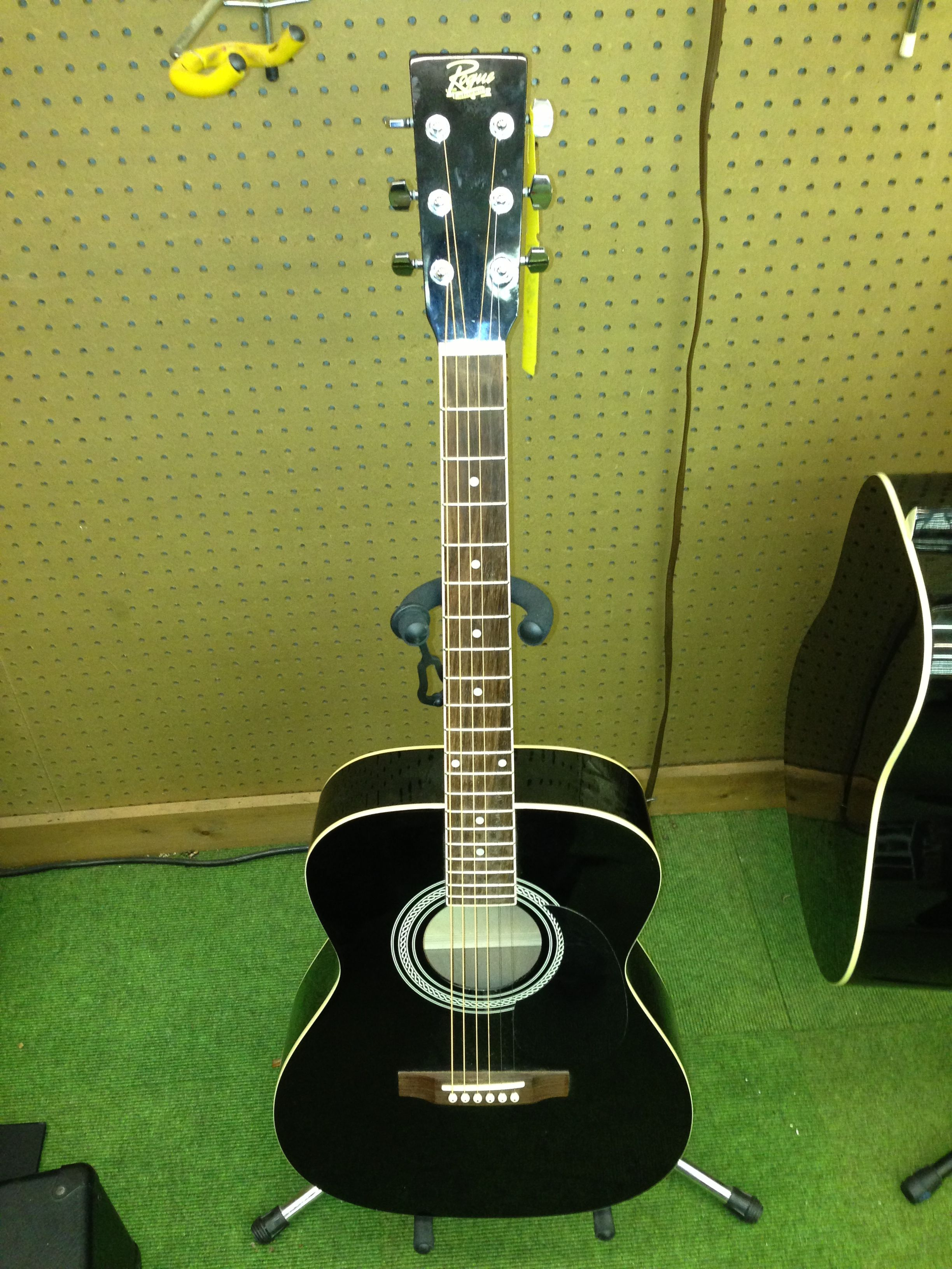 99 99 alvarez model rd10 acoustic guitar musical instruments