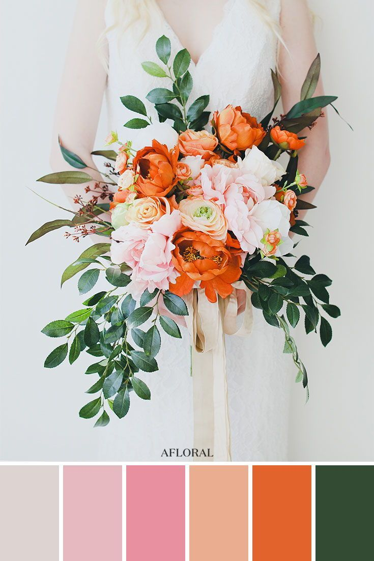 Get the Look: Colorful Wedding Bouquets #fantasticweddingbouquets